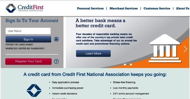 Cfna Firestone Credit Card Login