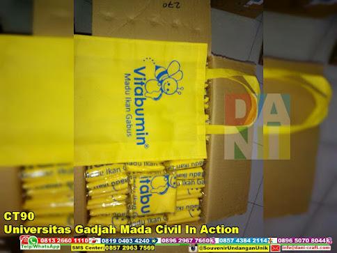 jual Universitas Gadjah Mada Civil In Action
