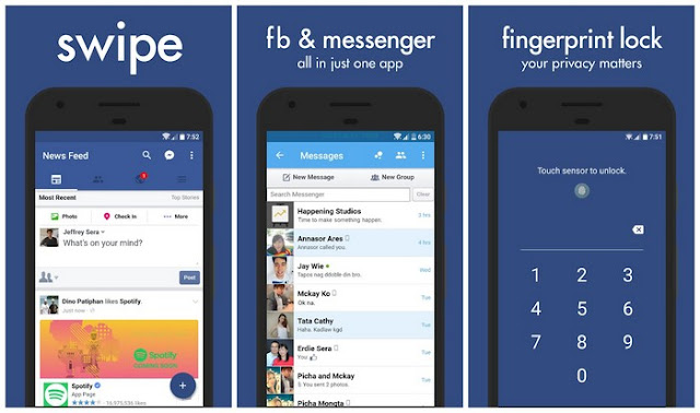 Swipe for Facebook Pro apk free download