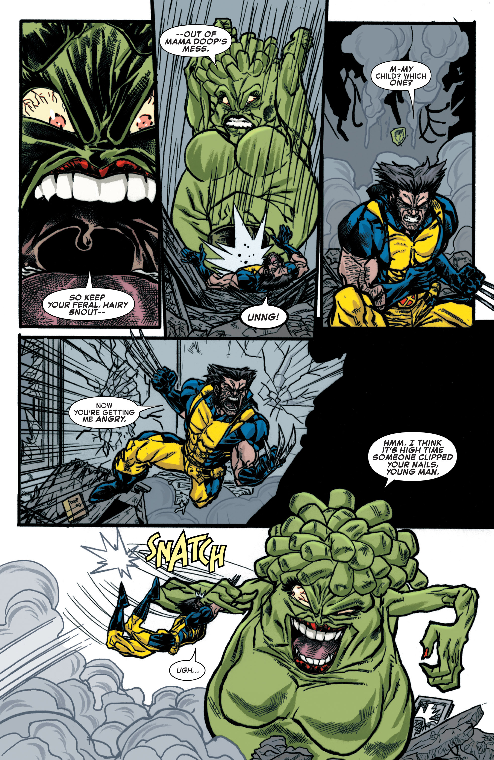 Read online All-New Doop comic -  Issue #5 - 4