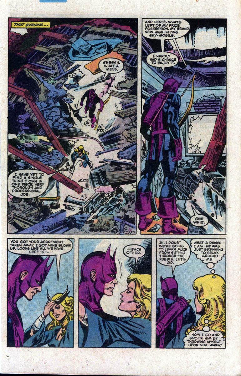 Hawkeye (1983) Issue #3 #3 - English 6