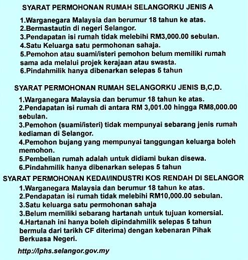 Rumah Kos Rendah, Sederhana & Mampumilik - Rumah Selangorku