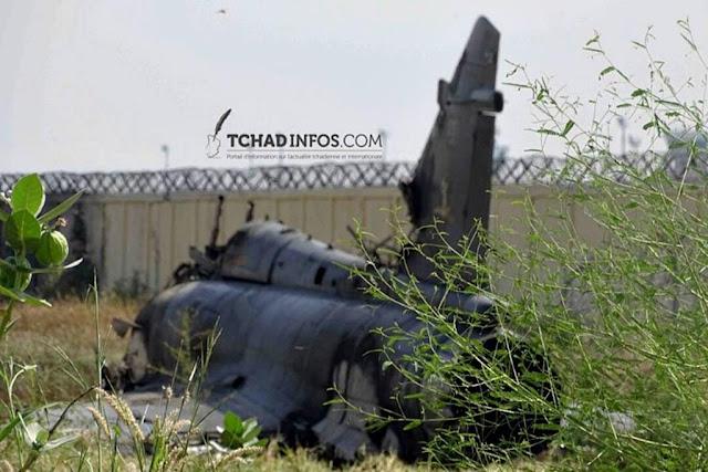 French Mirage 2000 crash