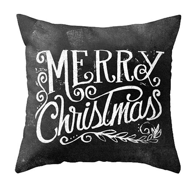 farmhouse-chalkboard-christmas-pillow
