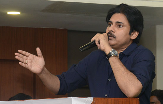 Pawan Kalyan To Be Fully Active In Politics From October