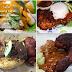 Resepi Nasi Kukus, Ayam Goreng Berempah,Kuah dan Sambal Belacan