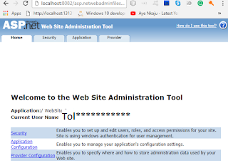Maxybyte Administration tool