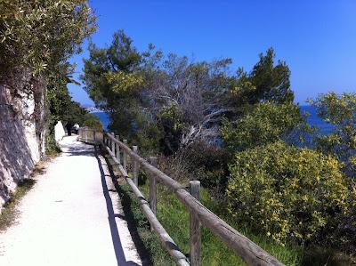 Wanderweg Cala Calalga Calpe – Les Basetes Benissa o Ruta senderista Voramar Calpe, Mario Schumacher Blog