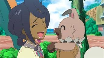 Pokemon Sol y Luna Capitulo 31 Temporada 20 La encantadora de la isla