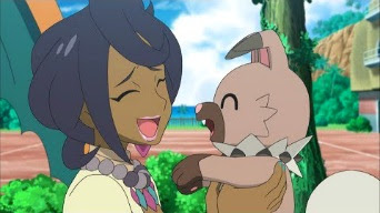 Pokemon Sol y Luna Capitulo 31 Temporada 20 Aparece Mayla, Llantos Y Risas, La Kahuna