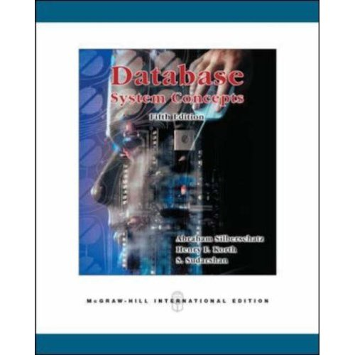 Database System Concepts - 7th edition