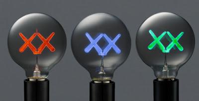 KAWS bulbs