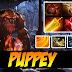 Puppey jugando con Earth shaker 49 CHARGES CON BLOODSTONE!!!