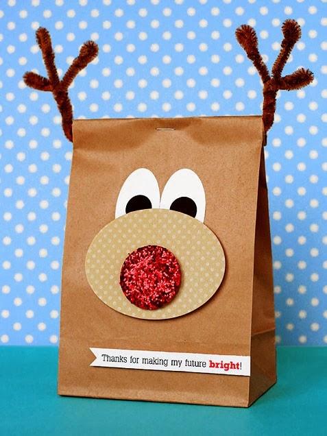 Christmas Countdown 18 Days Diy Kids Gift Wrap Ideas Misi