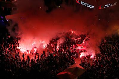 اضراب عام, لبنان, هاشتاج لبنان ينتفض, تشكيل حكومة مصغرة, انتخابات نيابية,