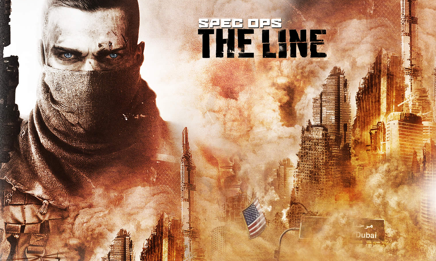 .Addicted in Games: Spec Ops: The Line - PC, PS3, Xbox 360