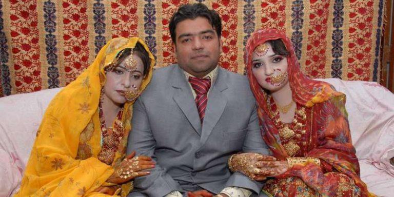 Image result for दो 2 पत्नियां रखने पर