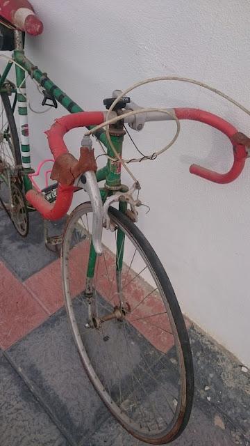 Bicicleta Derbi Rabasa Carretera