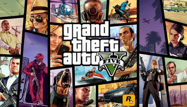 GTA 5 PC Game Free Download