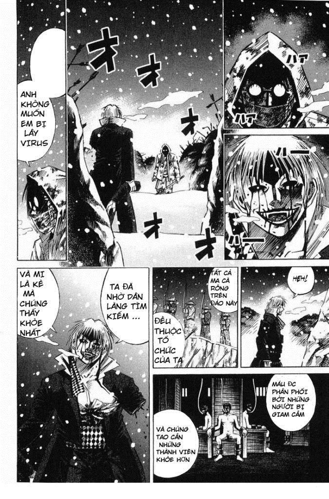 Higanjima chapter 95 trang 9