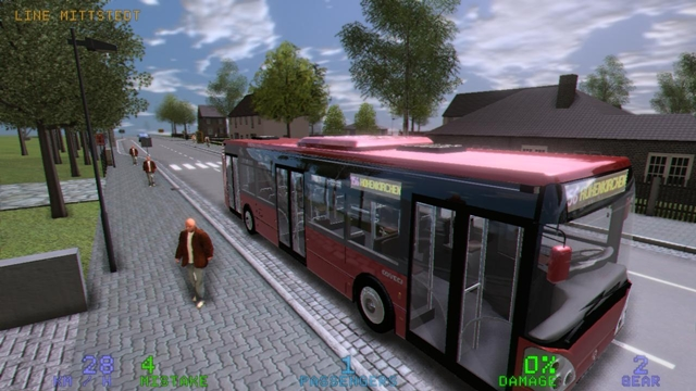 Driving Simulator 2012 PC Full