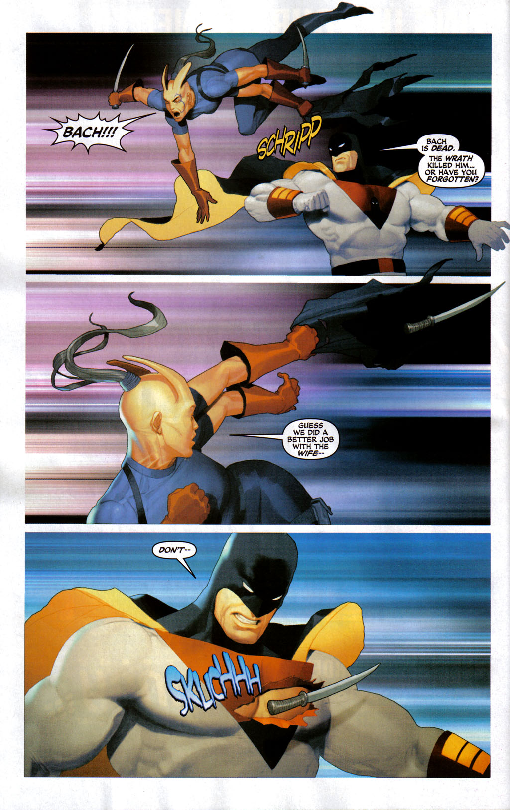 Read online Space Ghost (2005) comic -  Issue #3 - 10