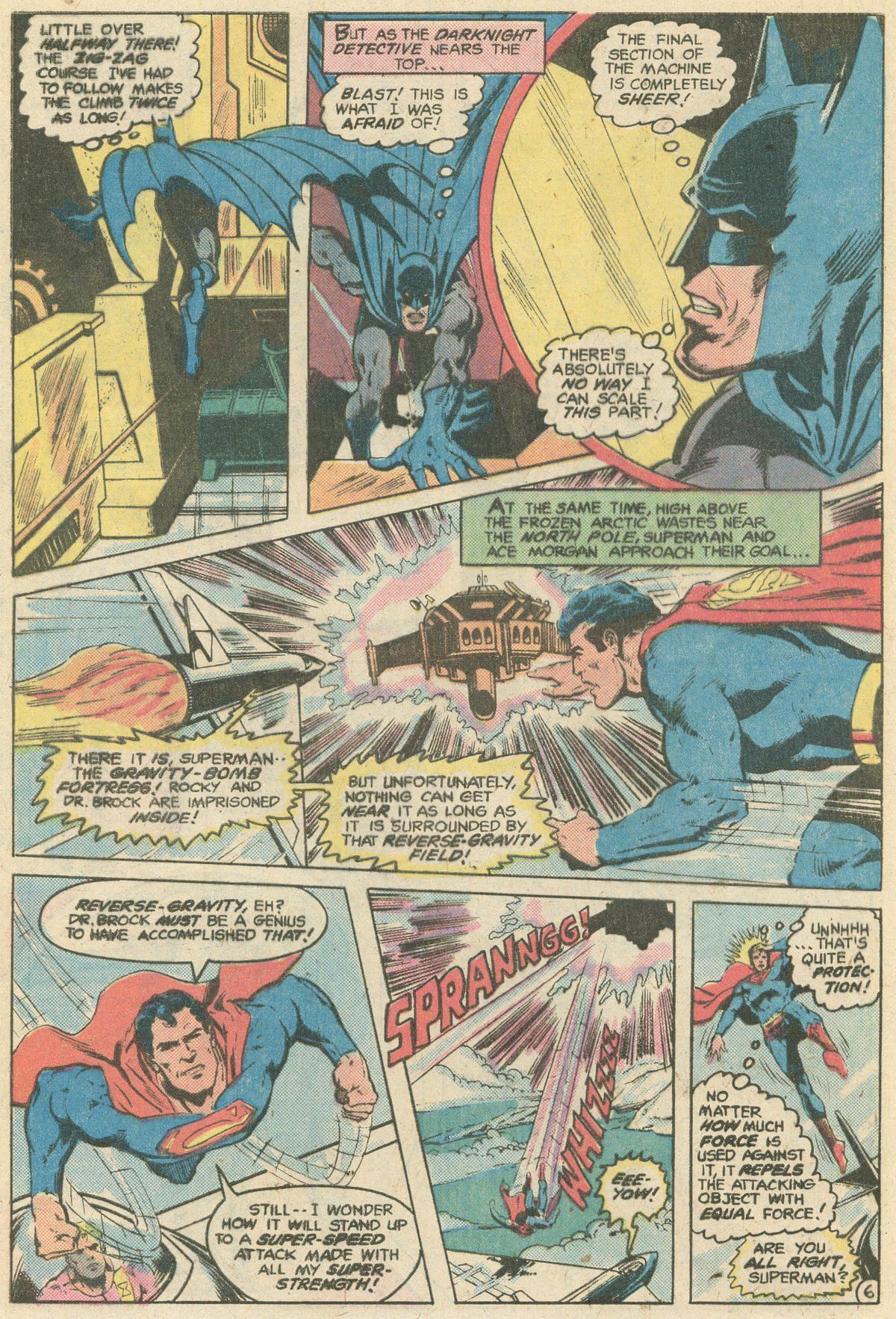 Read online World's Finest Comics comic -  Issue #267 - 8