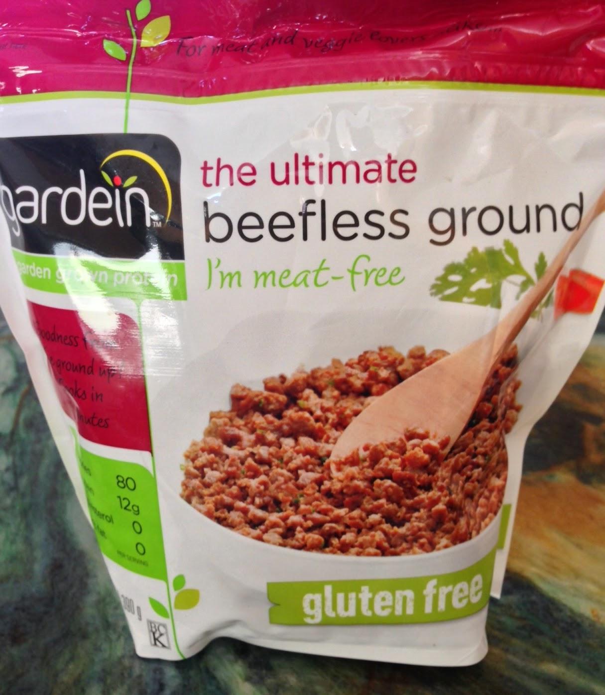 Vegan Ground Beef
