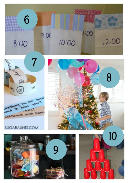 15 Kid-friendly New Year's Eve Activities