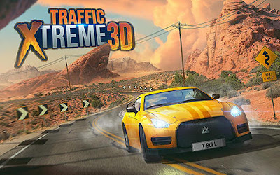 Traffic Xtreme 3D: Fast Car Racing & Highway Speed Mod Apk Download
