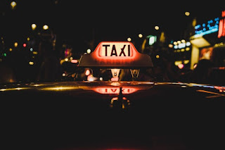 Taxi and Trotro Motors-Life In Ghana