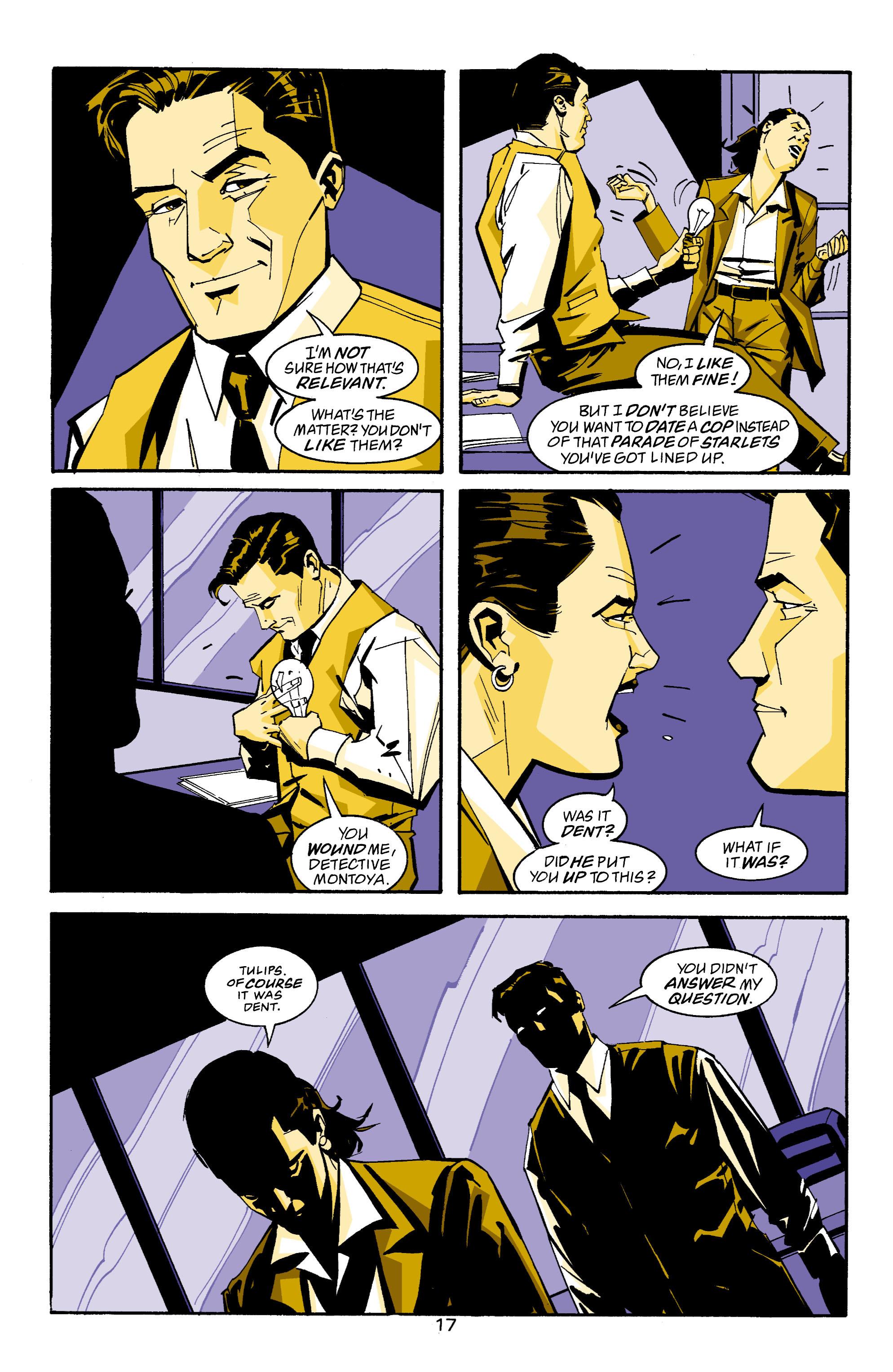 Detective Comics (1937) 747 Page 17