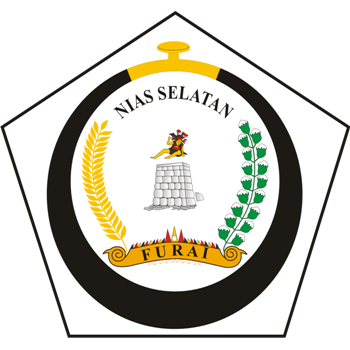 Logo Kabupaten Nias Selatan PNG