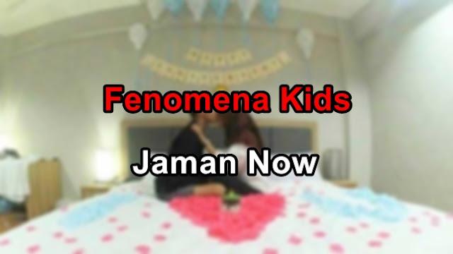 Fenomena Amazing Kids Jaman Now