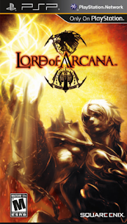 Download Lord of Arcana (Europe) PSP ISO Free