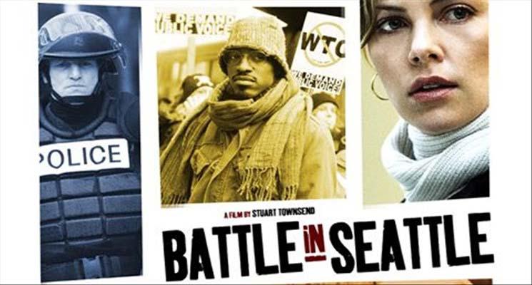 Bedah Film Beatle in Seatle (pertempuran di Seatle)