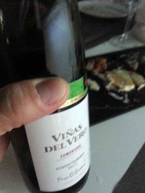Gewürtztraminer de Viñas del Vero