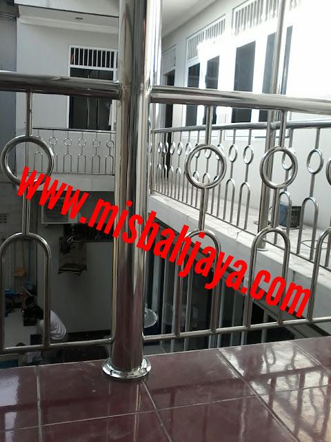 Balkon Stenlis Jakarta Selatan