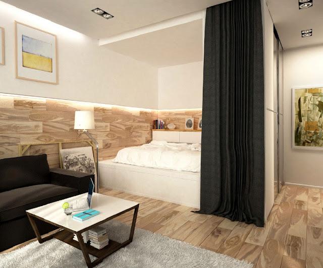 Thiết kế chung cư đẹp - Mẫu số 1