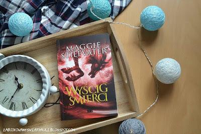 Wyścig śmierci - Maggie Stiefvater | Recenzja