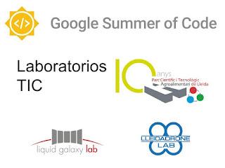 De nuevo estoy en el Google Summer of Code 2016, Mentor y Administrador en los Proyectos Liquid Galaxy y The Physical Web