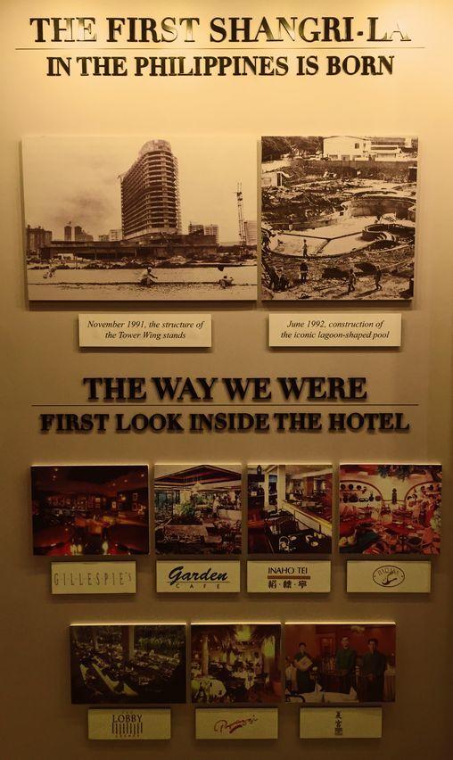 History of EDSA Shangri-La Hotel