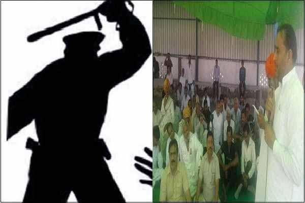 हरियाणा में निर्दोष युवाओं को पुलिस-CIA से पिटवा रहे हैं भाजपा नेता, सामने आया एक और मामला