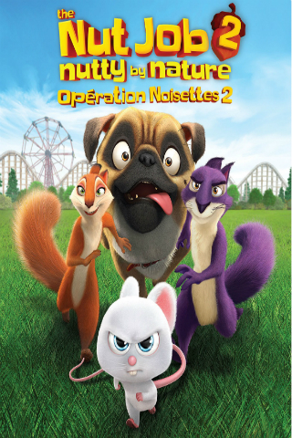 The Nut Job 2: Nutty by Nature [2017] [DVDR] [NTSC] [Latino 5.1] [CUSTOM BD]