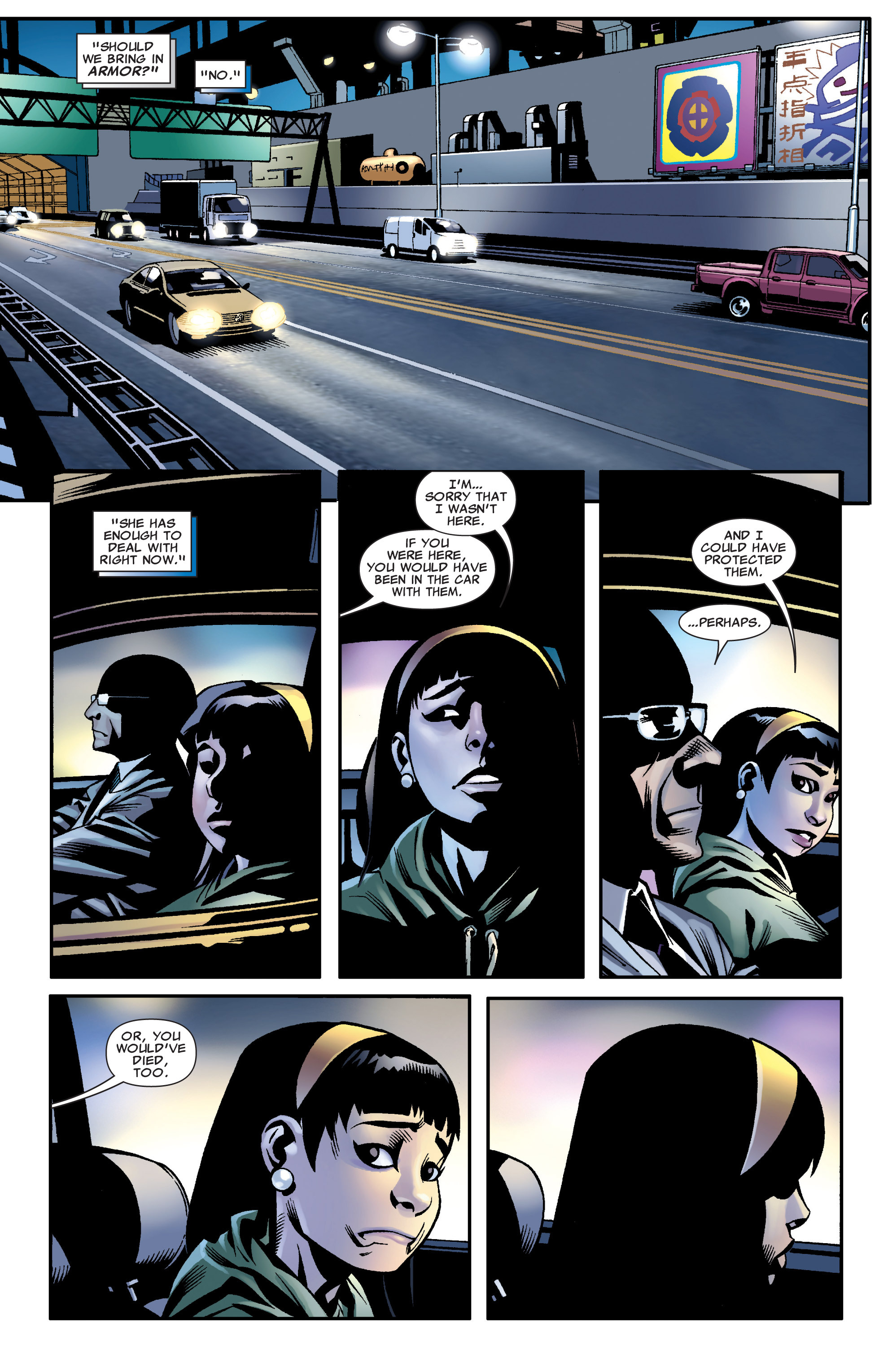Read online Astonishing X-Men (2004) comic -  Issue #37 - 5