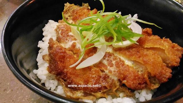 Katsudon Rice Bowl