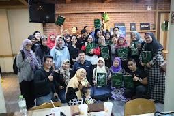 Sharing Materi Belajar SEO dan Content Writing Blog Gathering bersama Ani Berta dan CNI Indonesia