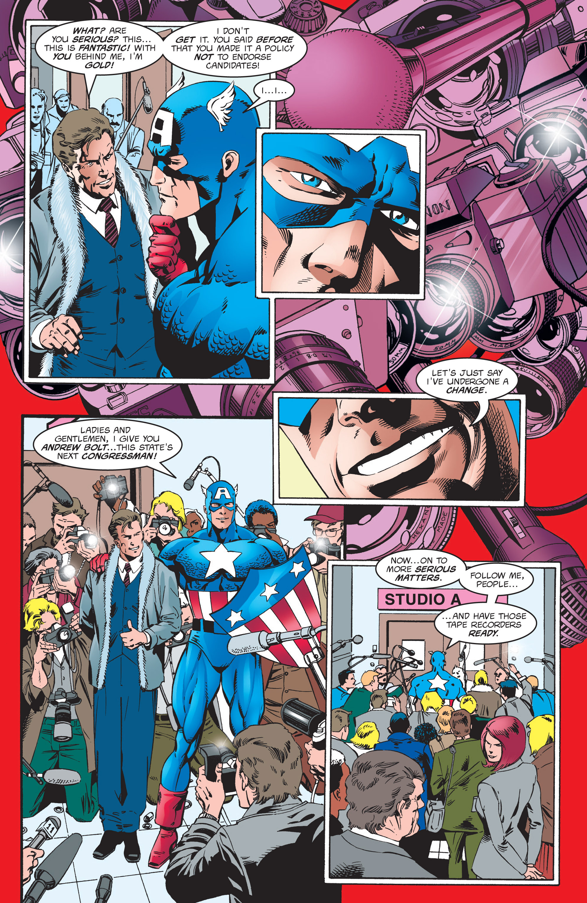 Captain America (1998) Issue #6 #9 - English 11