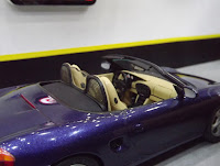 Porsche boxster 98 revell snaptite 1/24