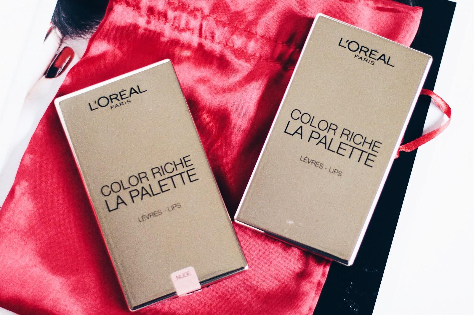 Loreal Paris La Palette Au Top Kleo Beauté